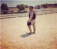 بعد ظهوره في «الاختيار 2».. الملازم أحمد شوشة واستشهاده في كمين الواحات