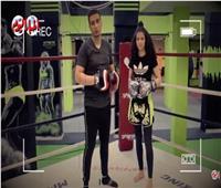 جيم دليفري | تمارين الملاكمة في المنزل مع كابتن أنس صلاح| فيديو