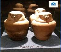 «متاحف مصر» تعلن عن القطع الفائزة بأعلى مشاهدة