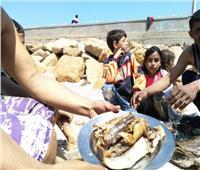 اختفاء مظاهر الاحتفال بأعياد الربيع في سيناء واستمرار إغلاق الشواطيء