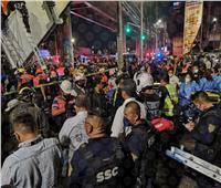 ارتفاع حصيلة ضحايا انهيار جسر المترو بالمكسيك إلى 20 قتيلا