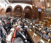 بدء الجلسة البرلمانية بالشيوخ لمناقشة تعديلات قانون نقابة المهندسين 