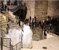 مواجهات في القدس الشرقية احتجاجًا على إخلاء منازل فلسطينيين