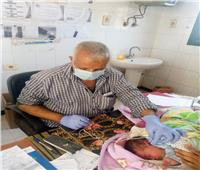 فحص 6800 طفل حديث الولادة بالمنيا ضمن مبادرة السمعيات
