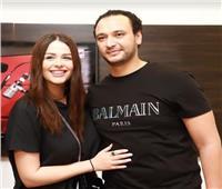 هنادي مهنا وأحمد خالد صالح يحتفلان بانتهاء تسجيل «رحلتي من الشك إلى بلطيم»