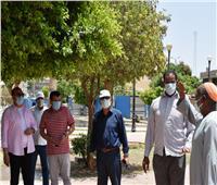 شكاوى ومطالب المواطنين لمحافظ أسوان أثناء جولته الميدانية