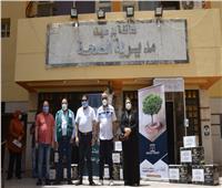 مؤسسات المجتمع المدني تدعم صحة بني سويف بمستلزمات طبية ووقائية