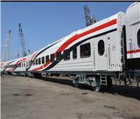 وصول 52 عربة سكة حديد جديدة إلى ميناء الإسكندرية