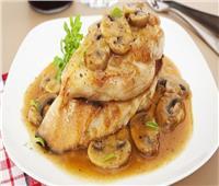 مطبخ رمضان  طريقة تحضير «ستيك دجاج بصوص المشروم»