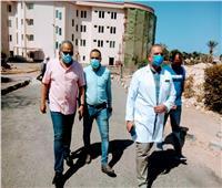 «صحة البحر الأحمر»تشهد فعاليات تطعيم مرضى الغسيل الكلوي بلقاح فيروس كورونا