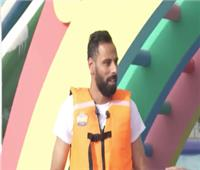 كوميديا جنش مع رامز جلال في «رامز عقله طار»..فيديو