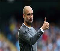 جوارديولا يعلن تشكيل مانشستر سيتي لمواجهة باريس سان جيرمان بدوري الأبطال