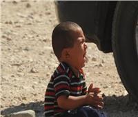 اعتداء وحشي من فتاة على طفل سوري  فيديو