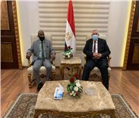لمدة 5 أيام.. «القصير» يستقبل وزير الثروة الحيوانية السوداني