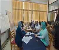 صحة الإسماعيلية تدشن مبادرة تسجيل الحصول على لقاح فيروس كورونا