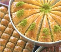 حلويات رمضان | أسهل طريقة لتحضير الجلاش بالقشطة والكريمة