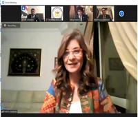 «الهجرة» تعقد لقاء افتراضيًا مع شابين مصريين بالخارج لاستعراض تجربتهما السياسية