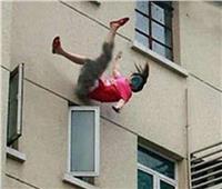 سقوط طالبة من شرفتها أثناء نشر الملابس بـ«الدقهلية»