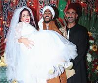 فيديو| أحمد سعد: غنيت في فرح رمضان وسمية «بالحب من غير فلوس»