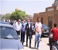 مجلس إدارة الأهلي يشارك في تشييع جثمان الدكتور محمود باجنيد