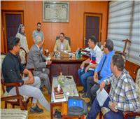 محافظ الدقهلية يلتقي أعضاء مجلس النواب والشيوخ في اللقاء الأسبوعي