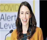 رئيسة وزراء نيوزيلندا «عروسة»