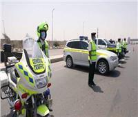 تحرير 588 مخالفة وإيجابية 3 سائقين لتحليل المخدرات فى أسوان