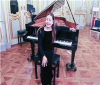 مشيرة عيسى تقدم ليلة على أنغام البيانو بدار الأوبرا