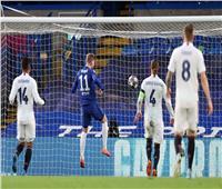 نهاية الشوط الأول.. تشيلسي يضرب ريال مدريد بهدف رائع  فيديو