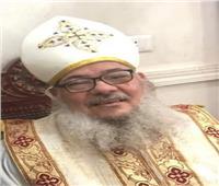 البابا تواضروس ينعي كاهنًا بـ«شرق السكة الحديد»