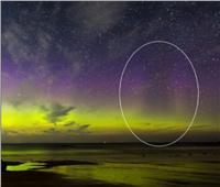 رصد الشفق القطبي الأسود بسماء اسكتلندا