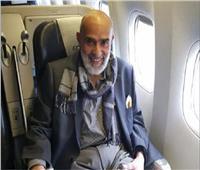 بعد عودته لمصر.. فحص الموقف القانوني لـ«حوت توظيف الأموال» أشرف السعد