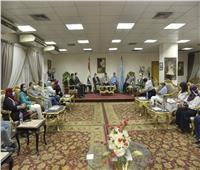 محافظ أسيوط يناقش مع نواب المحافظة مستجدات كورونا ودعم المستشفيات