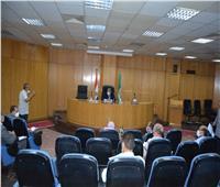 محافظ المنيا يشدد على الإنتهاء من تنفيذ الخطط الاستثمارية في موعدها