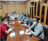 اللجنة الفنية لمشروع التحول الرقمي بجامعة الأزهر تناقش الاستعدادات المقبلة