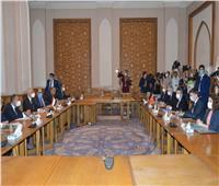 ختام المفاوضات الاستكشافية بين مصر وتركيا | صور