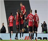 كافاني وفيرنانديز يقودان هجوم مانشستر يونايتد أمام روما