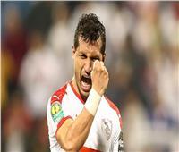 الدوري المصري | طارق حامد يسجل الهدف الثاني للزمالك في مرمى سموحة