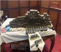 ضبط تاجري مخدرات بـ245 طربة حشيش وإسطوانات هيروين بالغربية