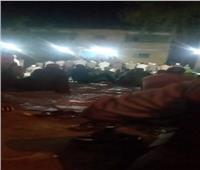 مصرع 3 أشخاص من بينهم طفلة في حادث سير بالشرقية.. صور