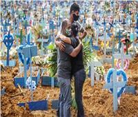 البرازيل تُسجل أكثر من 73 ألف إصابة جديدة بكورونا