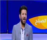 إياد نصار : «بكيتأنا ومراتي أثناء عرض مشهد استشهاد مبروك»| فيديو