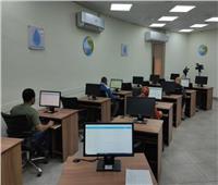 إجراء اختبارات لـ135 موظفًا ببرنامج المسار الوظيفي بمياه أسيوط