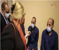 فيديو| سجون وادي النطرون تستقبل وسائل الإعلام الدولية والمحلية