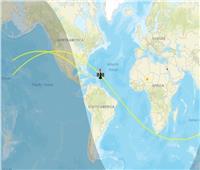 روسيا توضح المناطق المحتملة لسقوط أجزاء من «الصاروخ الصيني»