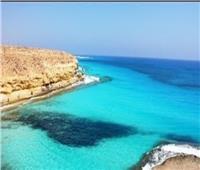 «هضبه عجيبة» لؤلؤة البحر المتوسط و«نداهة» السياح بمطروح