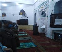 «الأوقاف» تتابع الإجراءات الاحترازية فى المساجد