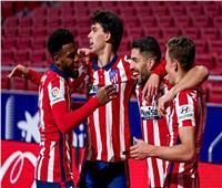 «سواريز» على رأس قائمة أتلتيكو لمواجهة برشلونة في «الليجا الإسبانية»