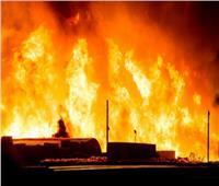 مقتل 4 أشخاص في حريق شمال شرقي موسكو