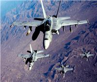 مقاتلات F-18 تساعد في انسحاب أمريكا من أفغانستان